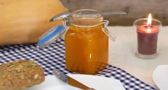 Confiture de citrouille : faites-en facilement chez vous pour accompagner vos fromages, ou pour la déguster avec du pain