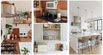 Offrez une touche de modernité à votre cuisine : quelques petites retouches suffisent