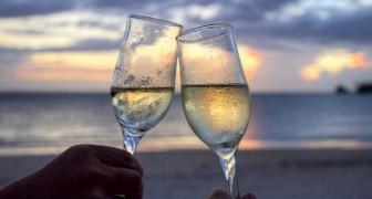 Una pareja decide no hacer la fiesta de bodas y gasta todo el dinero para disfrutar 4 lunas de miel