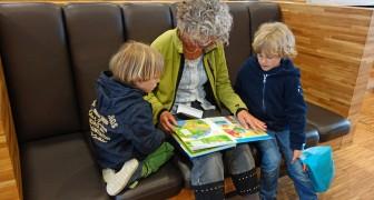 Voglio pensare a me stessa: nonna si rifiuta di prendersi cura dei nipoti a tempo pieno