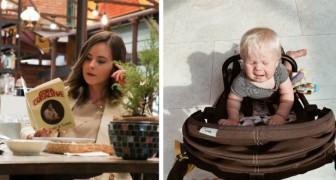 Ze vraagt een gezin het restaurant te verlaten omdat het kind te veel huilt: het verpest mijn avondeten
