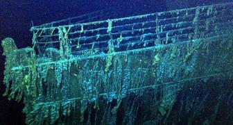 Het wrak van de Titanic is aan het verdwijnen: een onderwaterexpeditie documenteert het (+ VIDEO)
