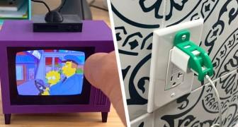 17 van de meest merkwaardige en extravagante objecten die mensen hebben gemaakt met een 3D-printer