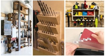 Garage: organizzalo al meglio per occuparti con comodità di tutti i lavori di fai-da-te