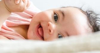 Neonata con disturbo dell'udito ascolta per la prima volta la voce della mamma (+VIDEO)