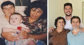 Suo padre ha la sindrome di Down e lui ne è orgoglioso: Non lo cambierei con nessun altro