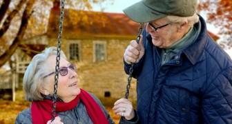 À 86 ans, elle tombe amoureuse de l'homme qu'elle a rencontré 40 ans plus tôt : Maintenant, nous sommes inséparables !