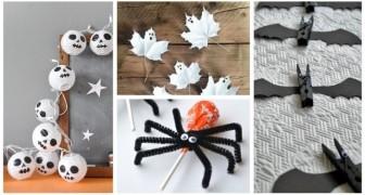 Halloween: coinvolgi anche i piccoli nelle decorazioni con questi lavoretti divertenti e colorati