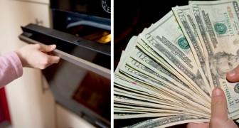 Ze wordt door haar man in de achtste maand van de zwangerschap verlaten, maar een vriendin verstopt $10.000 voor haar in de oven