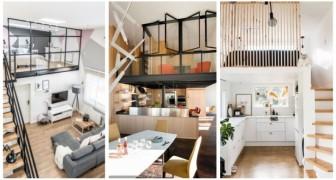 Camere su un soppalco: sfrutta tutto lo spazio in casa e lasciati ispirare da tante idee affascinanti