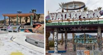 California, in vendita un intero parco acquatico abbandonato in mezzo al deserto