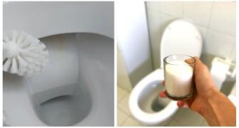 Macchie gialle nel gabinetto? Scopri come far sparire gli aloni indesiderati dal WC