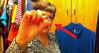 Una donna stacca la linguetta di una lattina e vi mostra un trucchetto davvero utile