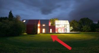 Ce n'est pas seulement une superbe maison de campagne, elle cache un secret... technologique