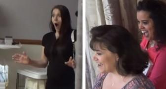 Mama en papa bewaarden een geheim: de ouders waren sprakeloos!