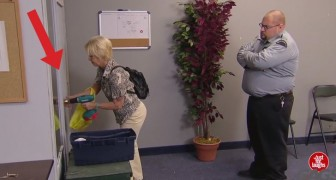 Eine Frau bittet Passanten um Hilfe.. aber sie müssen SEHR vorsichtig sein.