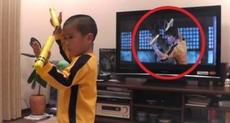 Lo que logra hacer este niño a solo 5 años los dejara sin palabras