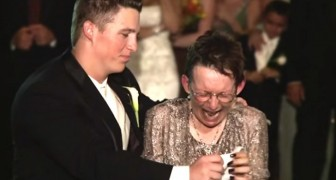 His mother can't walk, so this young man gives her an UNFORGETTABLE moment during his wedding