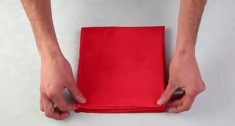 Um truque espetacular que vai te ajudar a enfeitar a mesa!