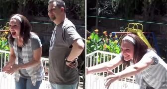 Una pareja adopta dos niños: este es el momento en que se encuentran por primera vez