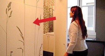 She buys a TINY apartment: this is how she transforms it ... Wow!