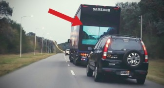 Este camion es diferente a los otros: mira como se puede REVOLUCIONAR la seguridad en la rutas