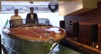 En av de mest lyxiga yacht i världen: det som ni hittar i den är helt utöver det som går att föreställa sig