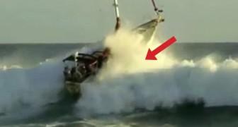 Diese Schiffe kämpfen gegen die Wellen. Diese Bilder sind atemberaubend
