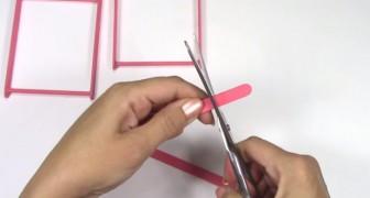 Voici comment créer avec des bâtonnets de glace un accessoire sympa pour votre portable
