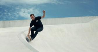 La compagnia Lexus ha DAVVERO creato uno skateboard VOLANTE. Ecco come funziona
