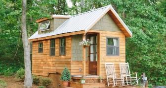 La moda delle case minuscole: ecco come si riduce lo spazio ma anche (e moltissimo) la spesa