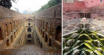 Scoprite le antiche ed ingegnose cisterne indiane... Prima che vadano in rovina!