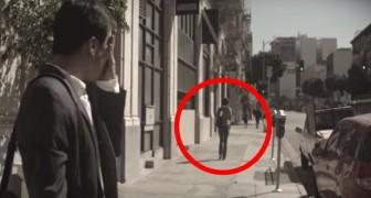 Quest'uomo di nascosto segue sua moglie a lavoro ogni giorno: il motivo vi lascerà senza parole