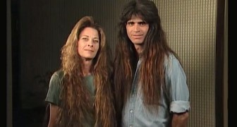 They havn't been to the hairdresser since 1985: their transformation makes them scream !