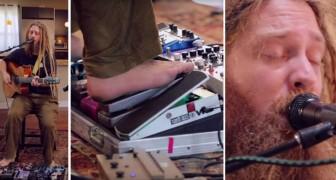Un musicista crea un brano pazzesco pronunciando sillabe apparentemente casuali