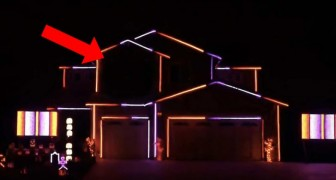 This house is like all the others, but when the music starts look what happens!