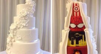 Sono in disaccordo sulla torta matrimoniale, ma poi trovano una soluzione pazzesca!