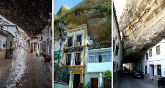Ontdek deze Spaanse stad waar de inwoners letterlijk in de rotsen leven