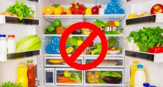 18 alimenti comuni che non dovresti mai tenere in frigo