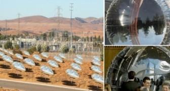 Diese Solarkugeln erzeugen 400 Mal mehr Energie als normale Solarmodule!