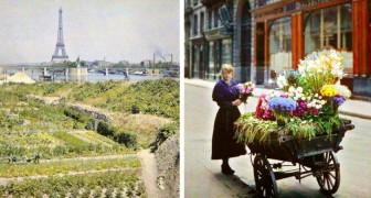 Queste foto a colori di Parigi sono state scattate 100 anni fa: ve ne innamorerete all'istante