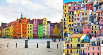 23 fotografie per scoprire quali sono le città più colorate del mondo