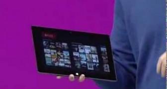 Fail di Microsoft con il Tablet