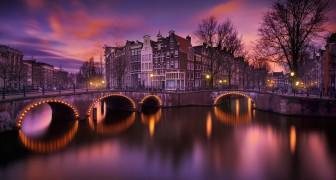 L'Olanda è un paese stupendo. Se non ne siete già innamorati, tra poco lo sarete.