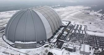 Dans ce vieux hangar en Allemagne se cache un paradis inimaginable