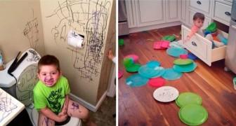 21 situaties waar elke ouder weleens mee is geconfronteerd