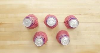 Avvolge della carne attorno una lattina di birra... Il risultato vi farà leccare i baffi!