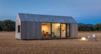 Ecco la casa prefabbricata che si monta in un solo giorno ed ha un prezzo da capogiro
