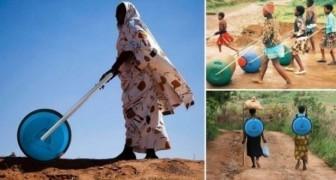 Ecco l'invenzione che sta cambiando la vita a migliaia di persone che vivono senza acqua