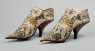 Ecco alcune tra le scarpe più bizzarre e affascinanti degli ultimi 500 anni
